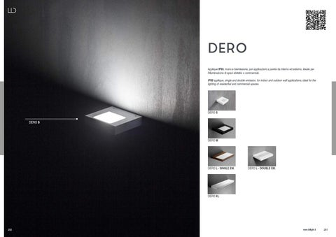 Led luce by placed issuu