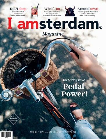 24ac199c1 I amsterdam Magazine spring 2018 by amsterdam partners - issuu