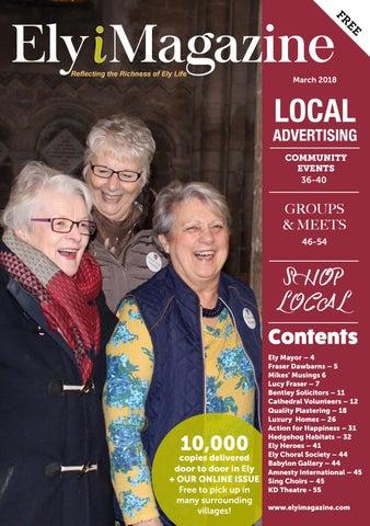 Elyi Magazine March 2018 by elyimagazine - issuu