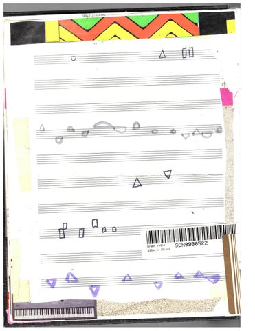 Page 10 of Visual Scores and Patterns in Culture.