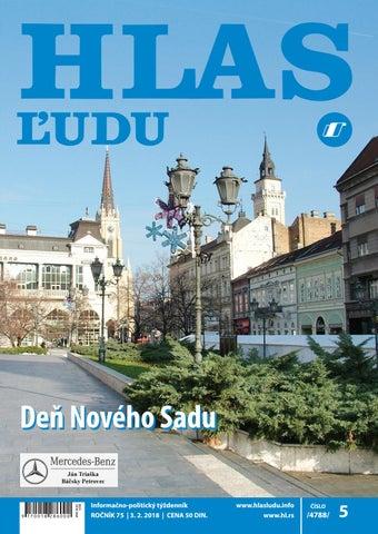 Hlas 40 2018 by NVU Hlas ľudu - issuu 848b85adad5