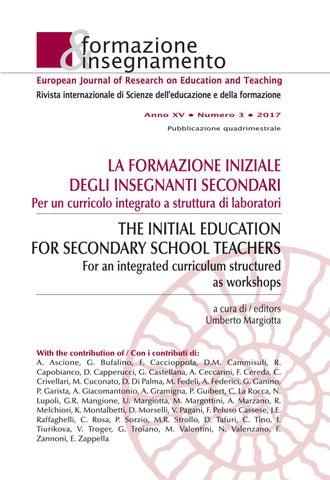 Formazione   Insegnamento3 2017 by Pensa Multimedia - issuu a827b136777e