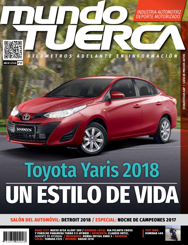 1d23aef1a Revista Mundo Tuerca N° 127 by MundoTuerca - issuu
