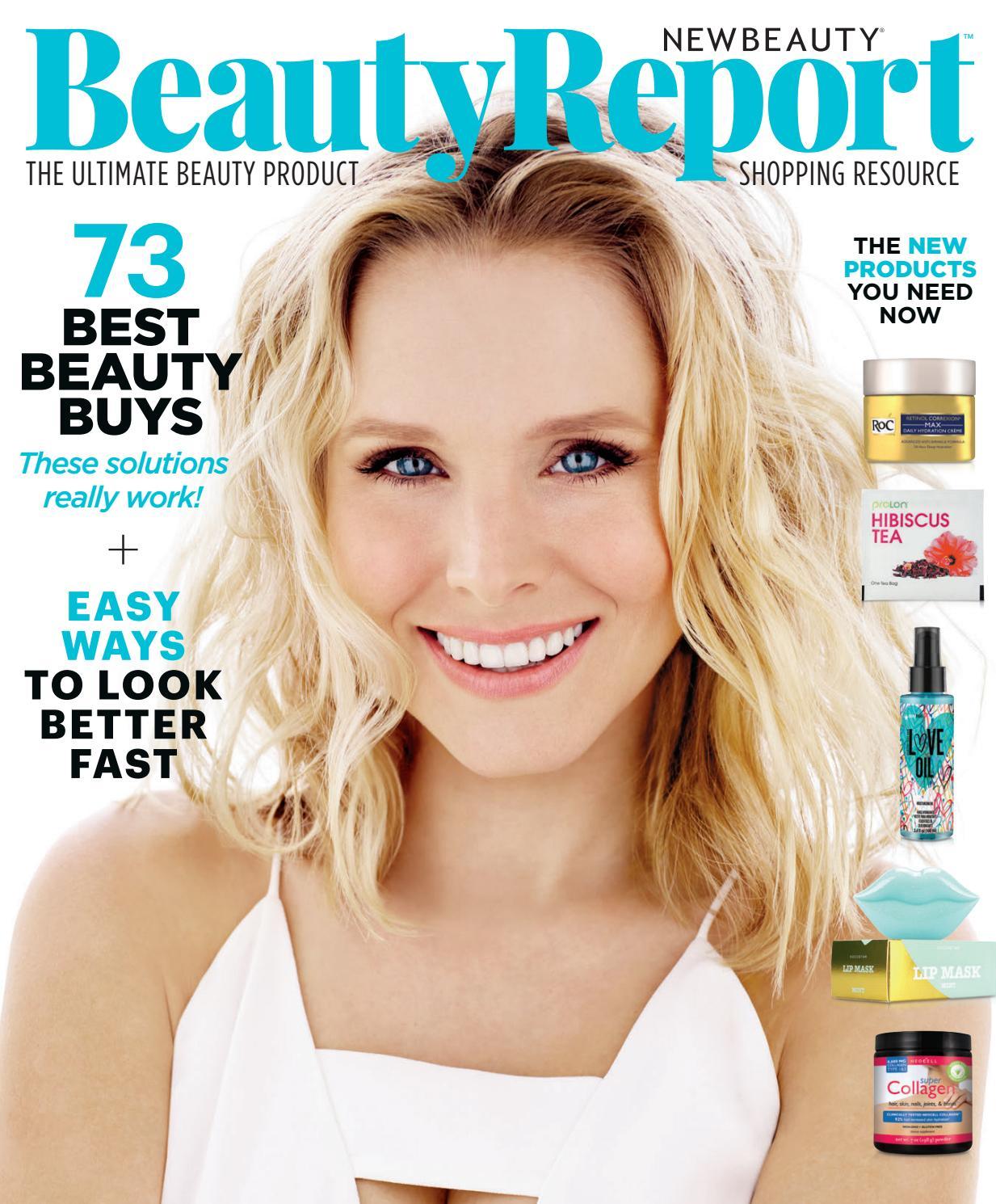 NewBeauty Beauty Report 03 by SANDOW® - issuu