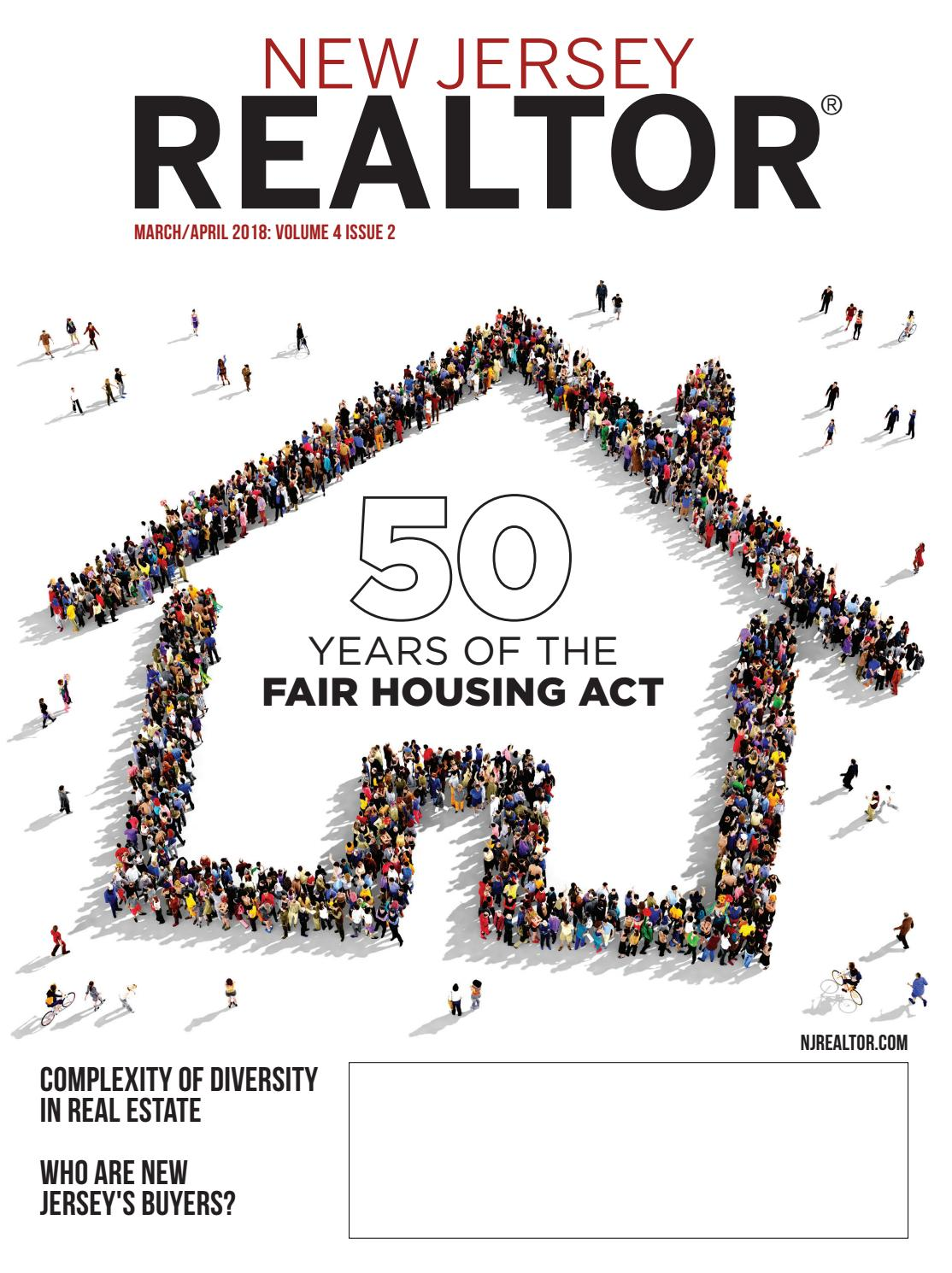 New Jersey Realtor Magazine March April 2018 By New Jersey Realtor Issuu