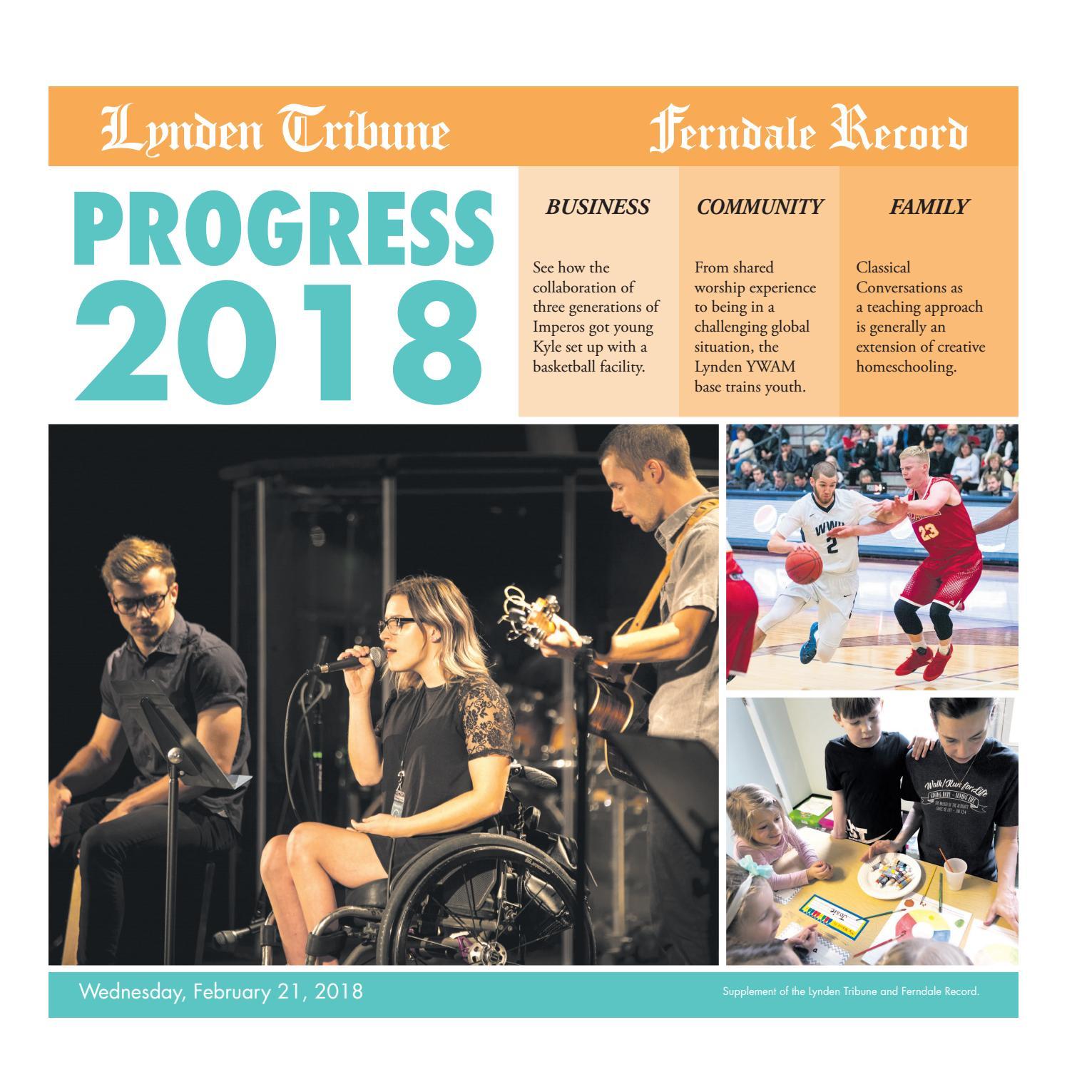 Progress 2018 by Lynden Tribune - issuu