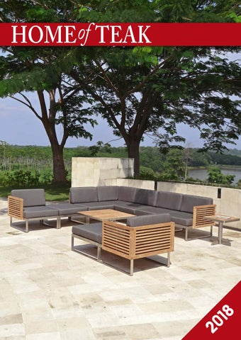 HOMEofTEAK Gartenmöbel Katalog 2018 By HOMEofTEAK   Issuu