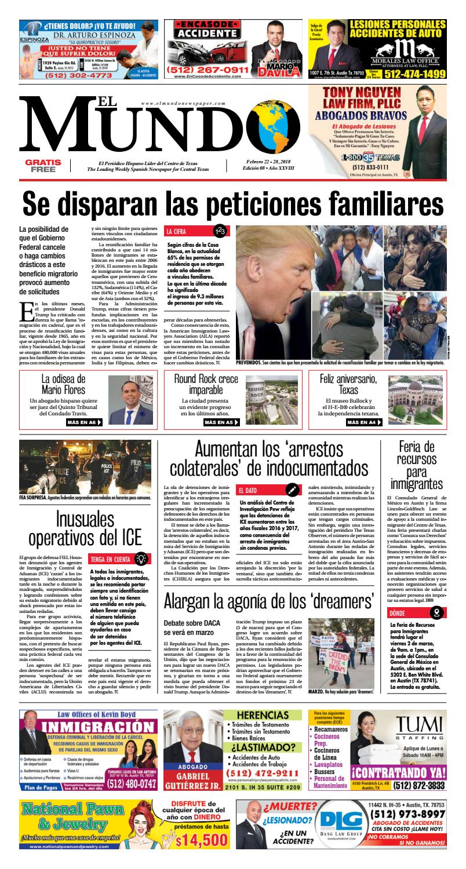 Alta Infidelidad Pelicula Completa el mundo newspaper 08-2018el mundo newspaper - issuu
