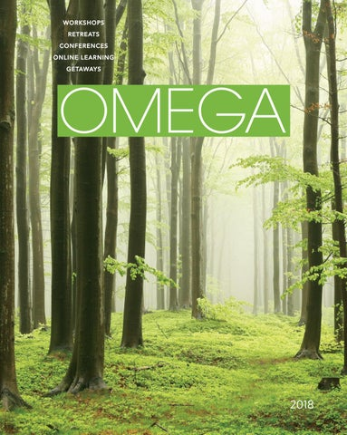 Omega Institute 2018 Catalog by Omega Institute - issuu