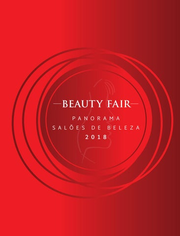 1b696be4b Panorama Salões de Beleza - 2018 by Beauty Fair Negócios - issuu