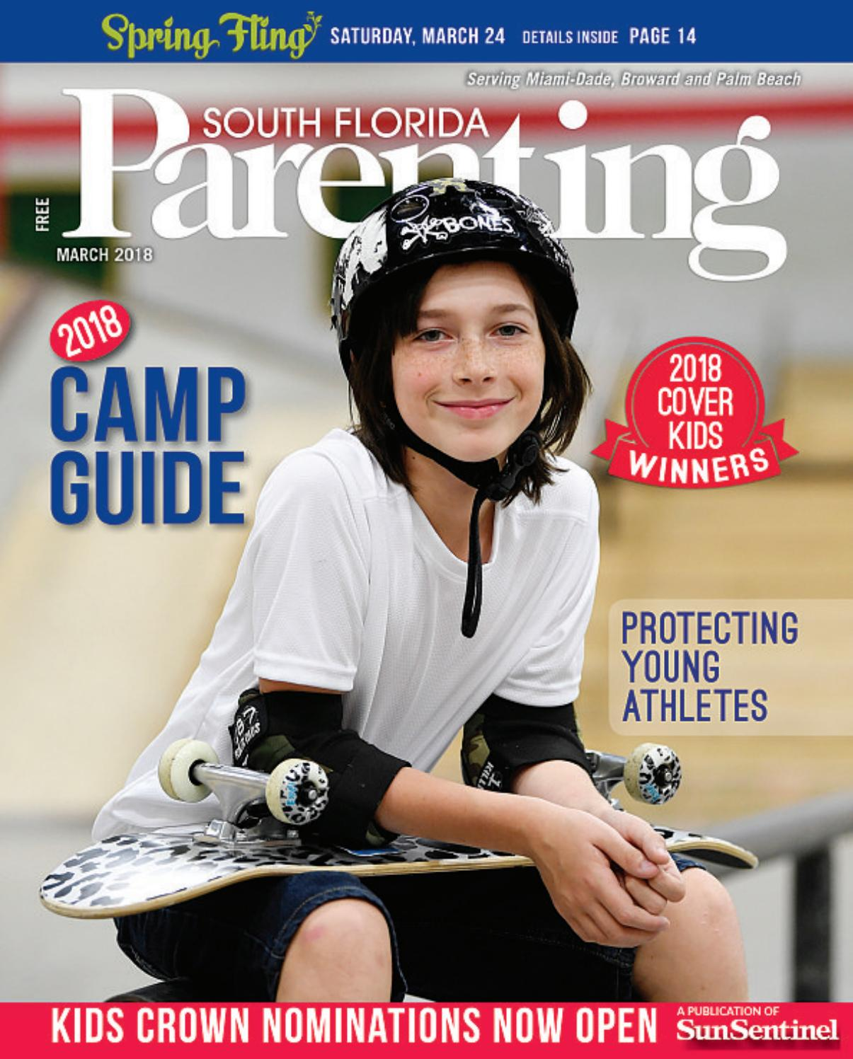 fb705dde7e South Florida Parenting March 2018 issue by Forum Publishing Group ...