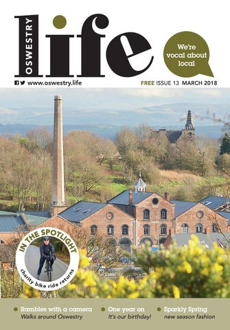 6753ac8ed0ac Oswestry Life March 2018 by dts media ltd - issuu