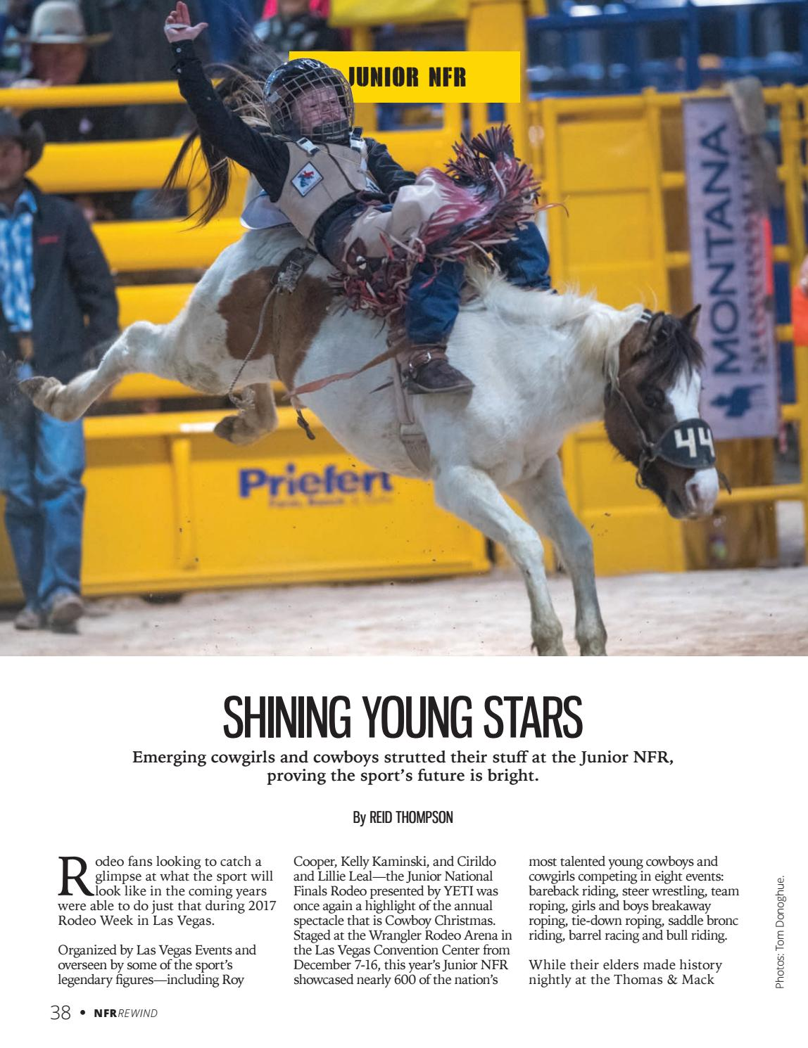 2018 NFR Rewind by NFRexperience - issuu