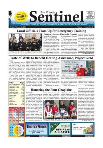 WS Feb 23 2018 By Weekly Sentinel