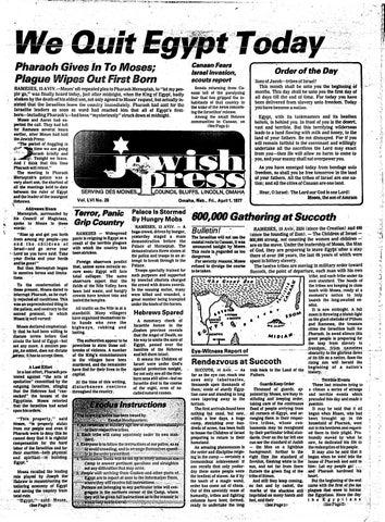 April 1 1977 by Jewish Press issuu