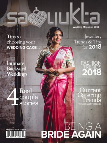 32404b92ba Samyukta Wedding Magazine 2018 by SamyuktaWeddingMagazine - issuu