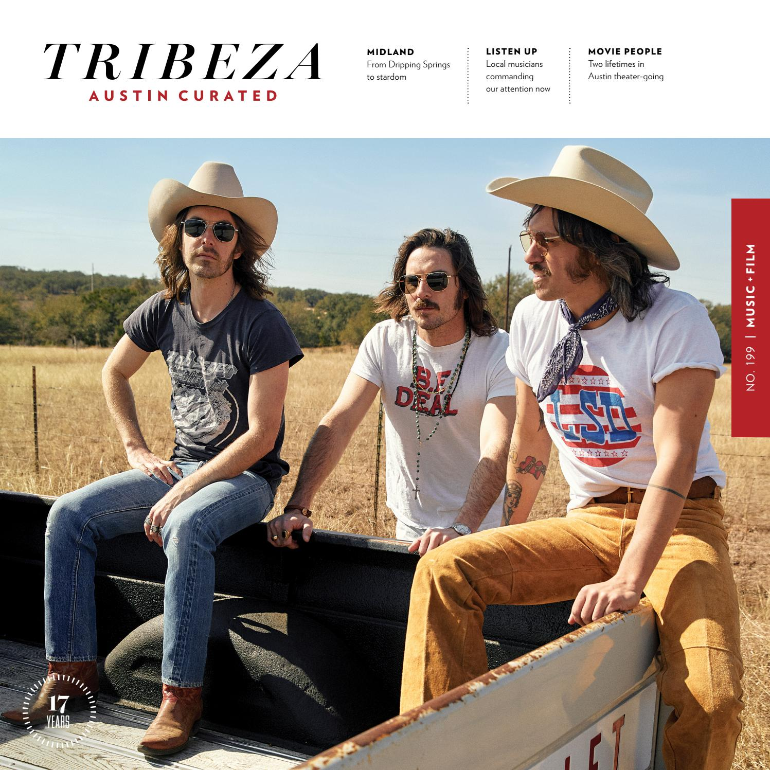 Tribeza March 2018 By Tribeza Austin Curated Issuu
