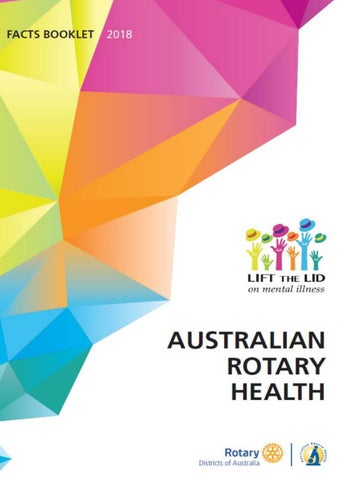Facts Booklet 2018 by Australian Rotary Health - issuu