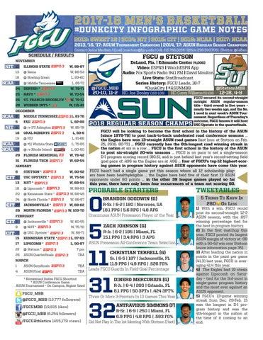FGCU MBB Game Notes  c53b147f3