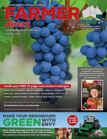 Farmer Direct NSW March 2018