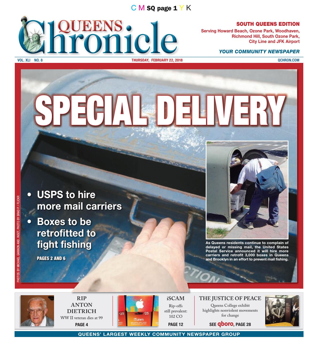 queens chronicle south edition 02-22-18queens chronicle - issuu