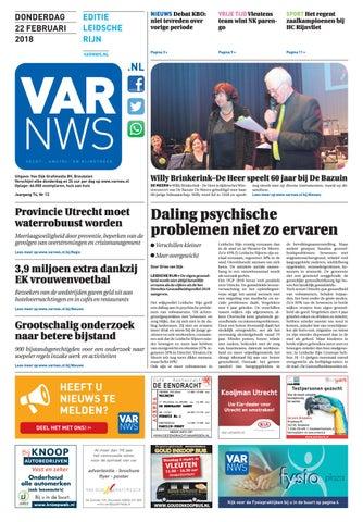cc1e38d7bd411a VARnws Leidsche Rijn 22 februari 2018 by VARnws - issuu
