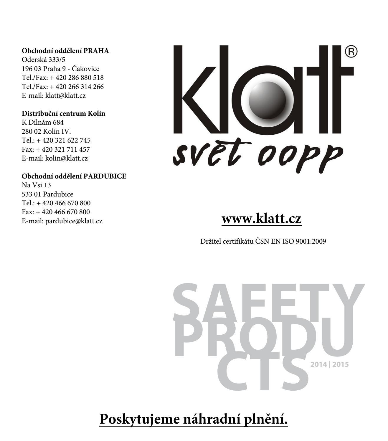 e6e16d659d KLATT S.R.O. ARDON OOPP by Klatt s.r.o. - issuu