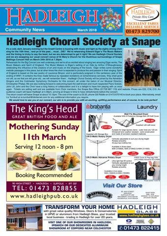 Hadleigh Community News f300604a9ec52