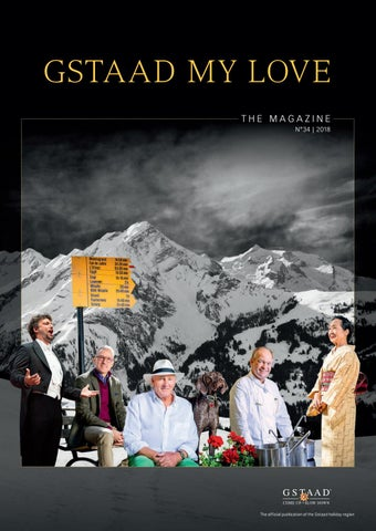Gstaad My Love 2018 By Müller Medien Issuu