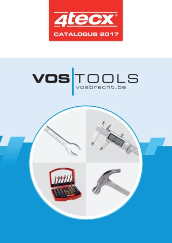 0002c8c7926 4 tecx 2017 - Vos Tools by Vos Tools - issuu