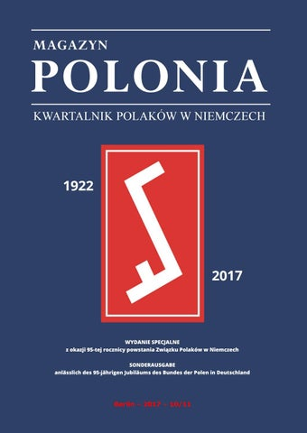 Magazyn Polonia Nr 10 11 By Dariusz22 Issuu