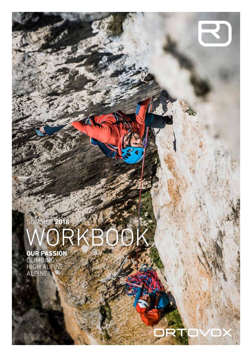 Workbook Sommer 2018_EN by ORTOVOX - issuu