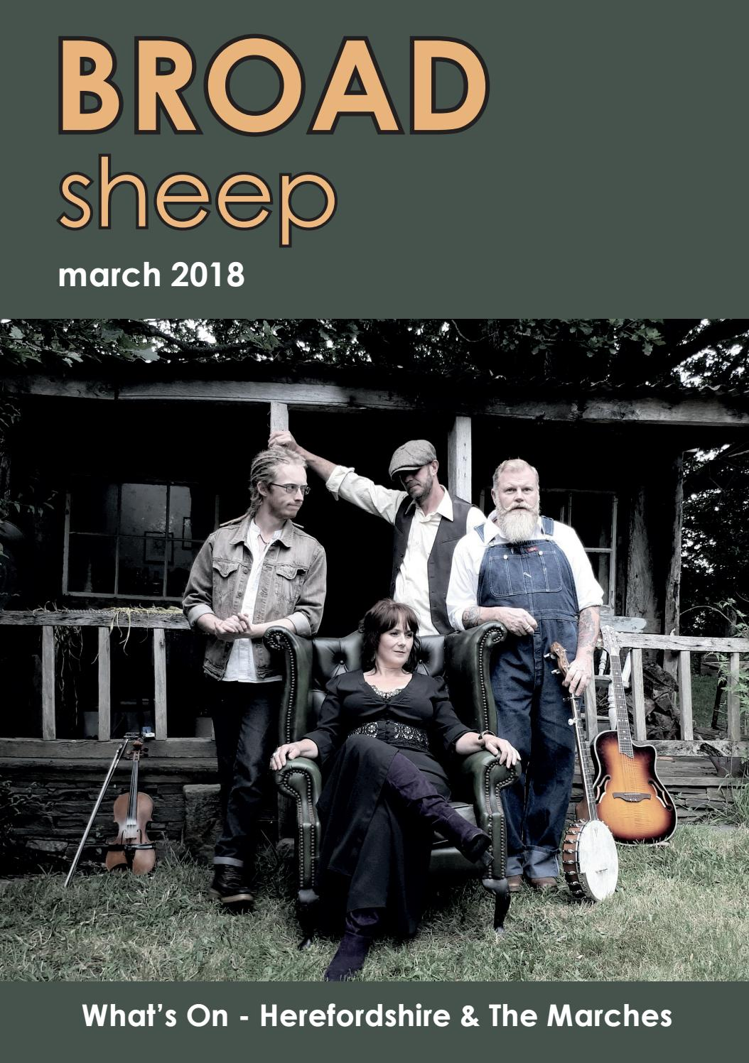 bebbbf2c74a931 Broad Sheep March 2018 by Broadsheep - issuu