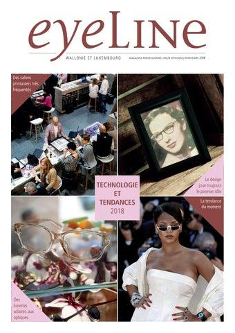 deb38925ad2287 Eyeline Magazine Wallonie et Luxembourg 1 2018 by LT Media - issuu