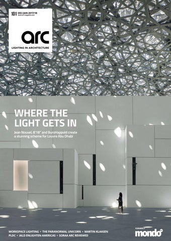 101 dec jan 2017 18 www arc magazine com where the light gets in