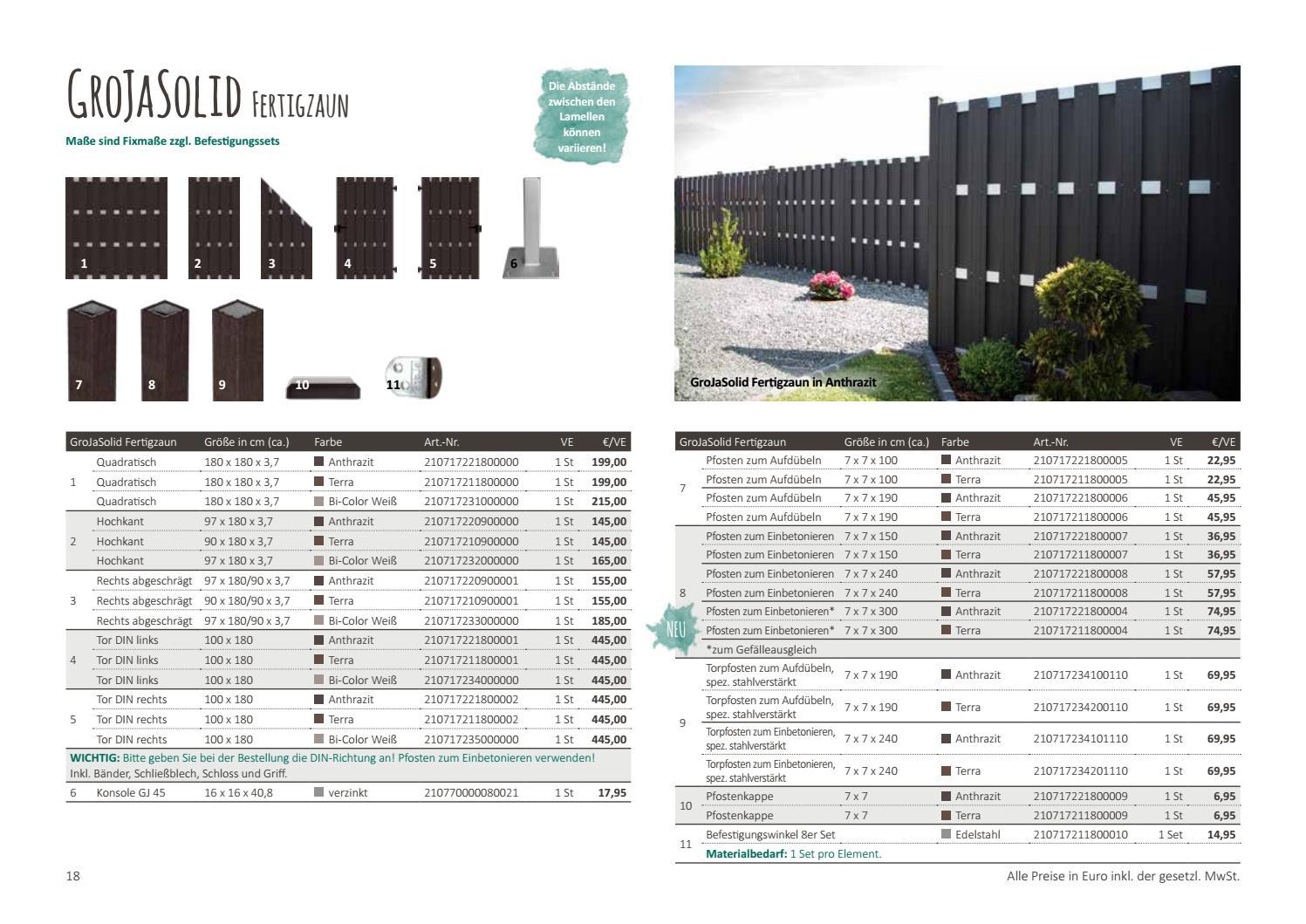 Groja gartenwelt by kaiser design issuu