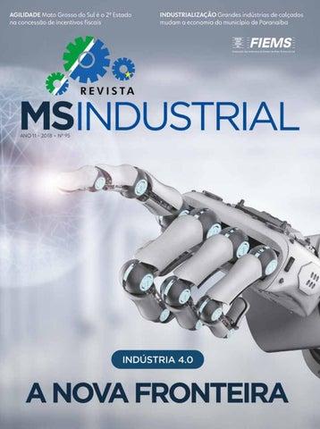 75ac25803 Revista MS Industrial - Edição by Fiems - issuu