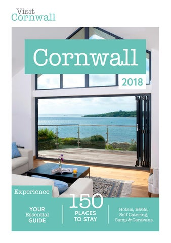 Visit Cornwall Stay guide 2018 by Visit Truro - issuu