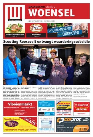 Thuis In Woensel Editie Februari 2018 By Thuis In Woensel Eindhoven