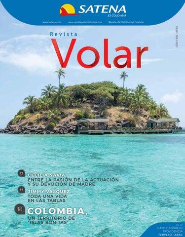 brand new 0f53c d9b4b Revista Volar Satena Ed 81