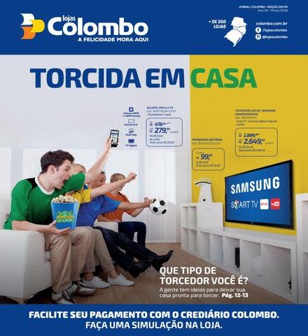 c4159d765 Tabloide Março - PR by Lojas Colombo - issuu