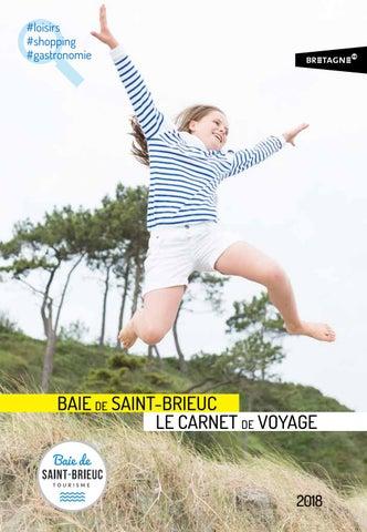 LE CARNET DE VOYAGE 2018 EN BAIE SAINT BRIEUC By Office De