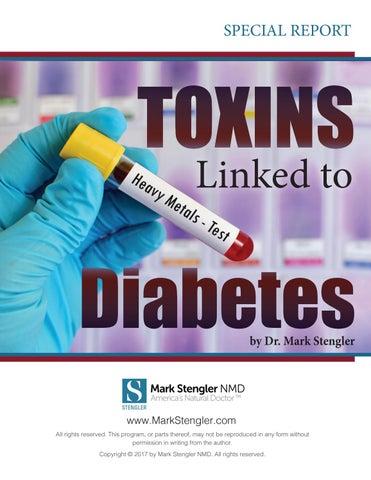 dr mark stengler diabetes cure