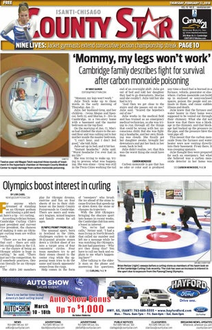 Isanti Chisago County Star February 22 2018 By Isanti Chisago