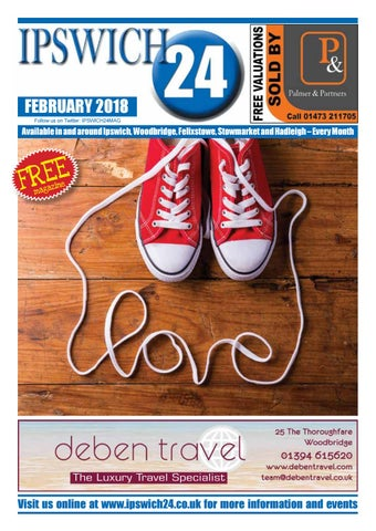 FEBRUARY 2018 Follow us on Twitter  IPSWICH24MAG 2ff9a987b