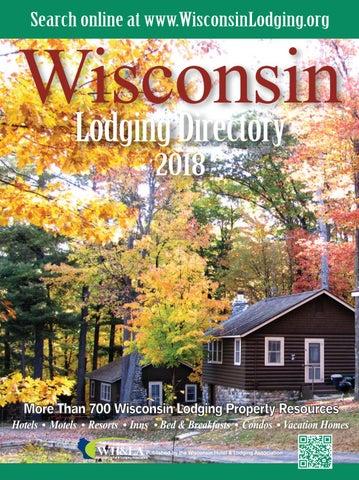 2018 wisconsin lodging directory by wh la issuu rh issuu com