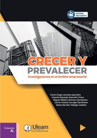 fe71f11a04c Crecer y prevalecer by Editorial Mar Abierto - issuu
