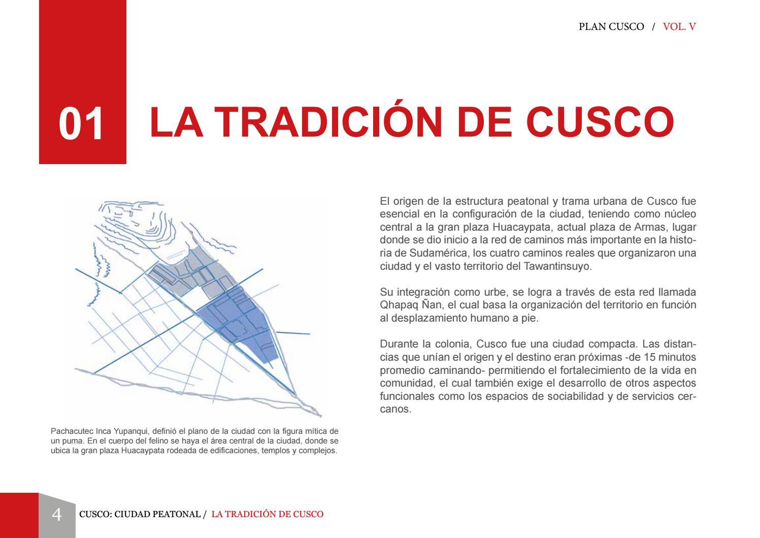PLAN CUSCO 5 by PLAN CUSCO - issuu