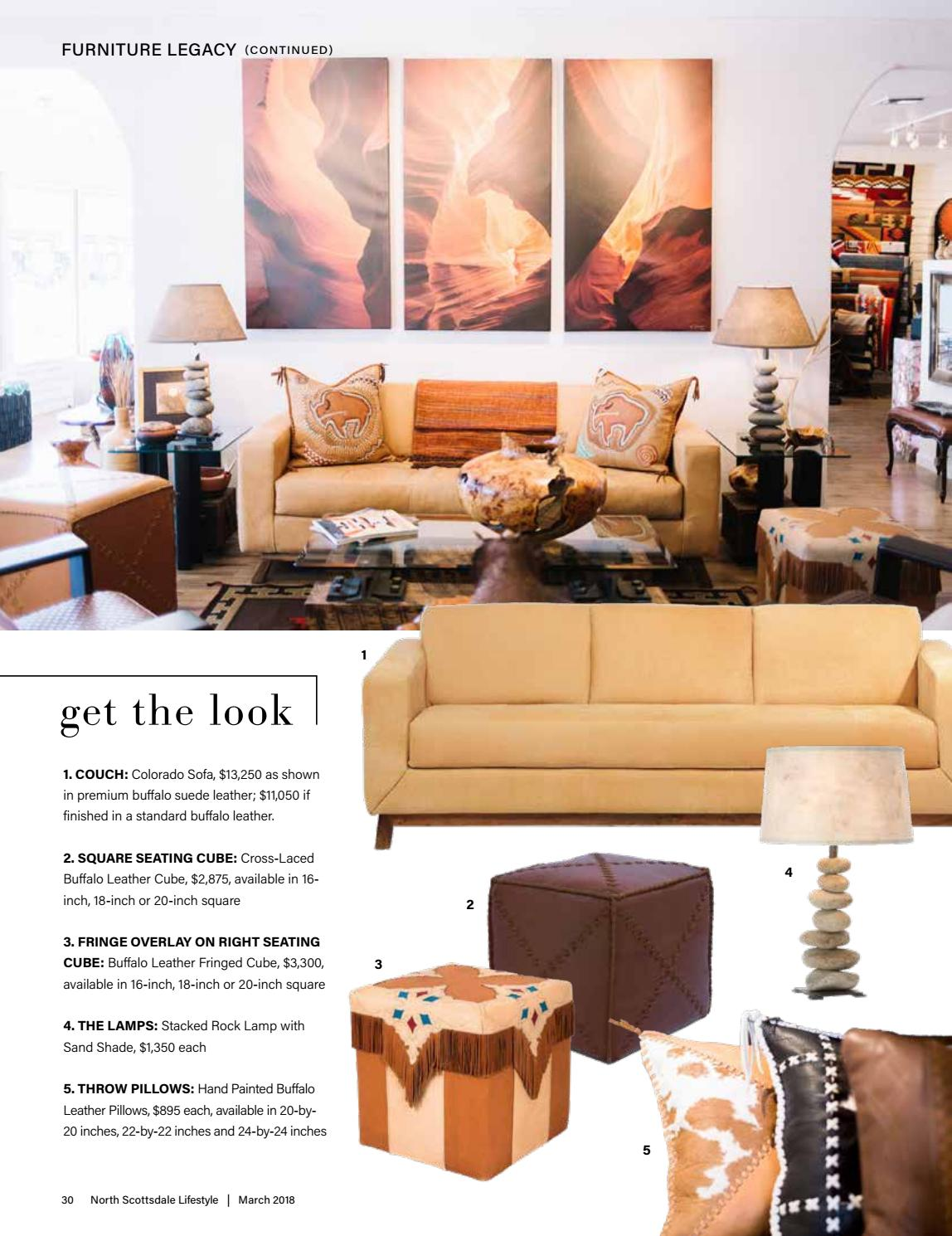 Brilliant North Scottsdale Az March 2018 By Lifestyle Publications Creativecarmelina Interior Chair Design Creativecarmelinacom