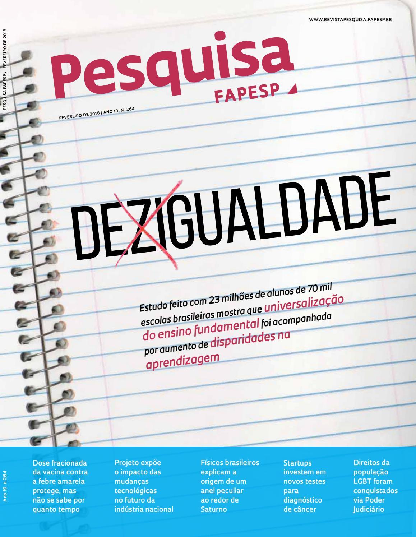 Desigualdade by Pesquisa Fapesp - issuu 70313a59c9